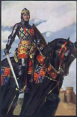 Resultado de imagen de eduardo el principe negro