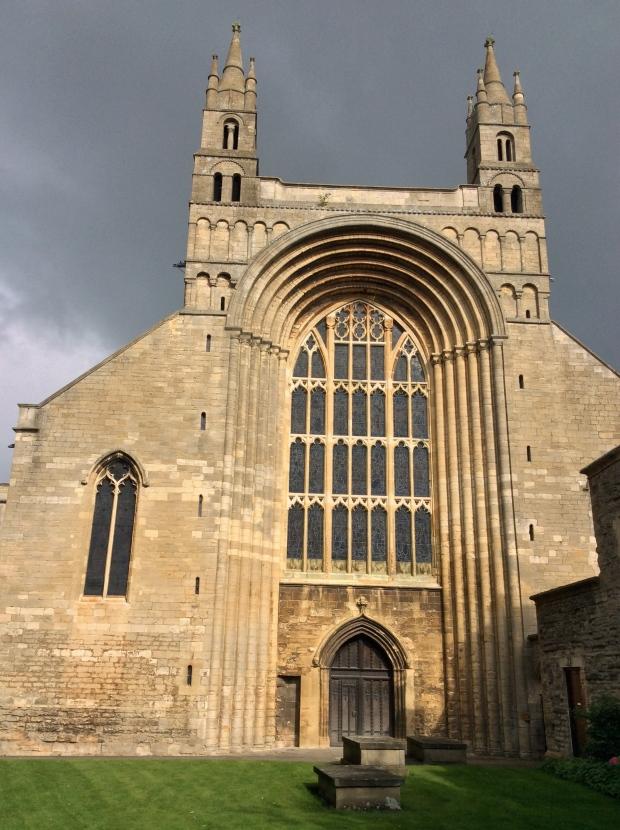 Abadía de Tekwesbury